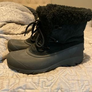 Winter Ankle boots. Perfect for the snow!